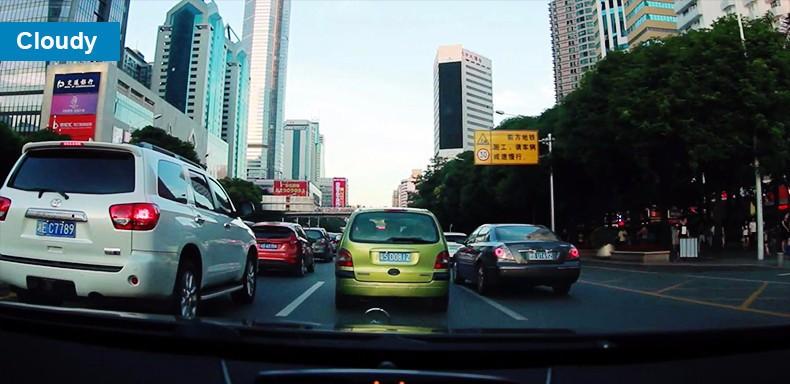 Jansite 1080P Car Dvr Blue Review Mirror Dual Lens Car Camera two cameras Loop record Recorder Auto Registrator Camcorder 26