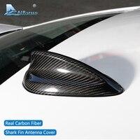 Airspeed for BMW E90 E92 M3 F20 F30 F10 F34 G30 M5 F15 F16 F21 F45 F56 F01 Accessories Carbon Fiber Shark Fin Antenna Cover Trim