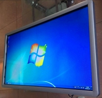 4K Led Lcd Tft Hd Tv Display Panel 65 70 84 98 110 120 Inch Interactive