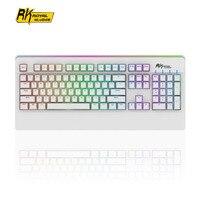 High End CK104 Teclado Mecanico RGB Switch Backlight Multifunctional Keyboard DIY Personality Keycap With Anti Ghosting
