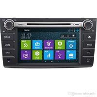 8 Car DVD player with GPS(opt),BT/TV,audio Radio stereo,car multimedia for SUZUKI SWIFT 2004 2005 2006 2007 2008 2009 2010 2011