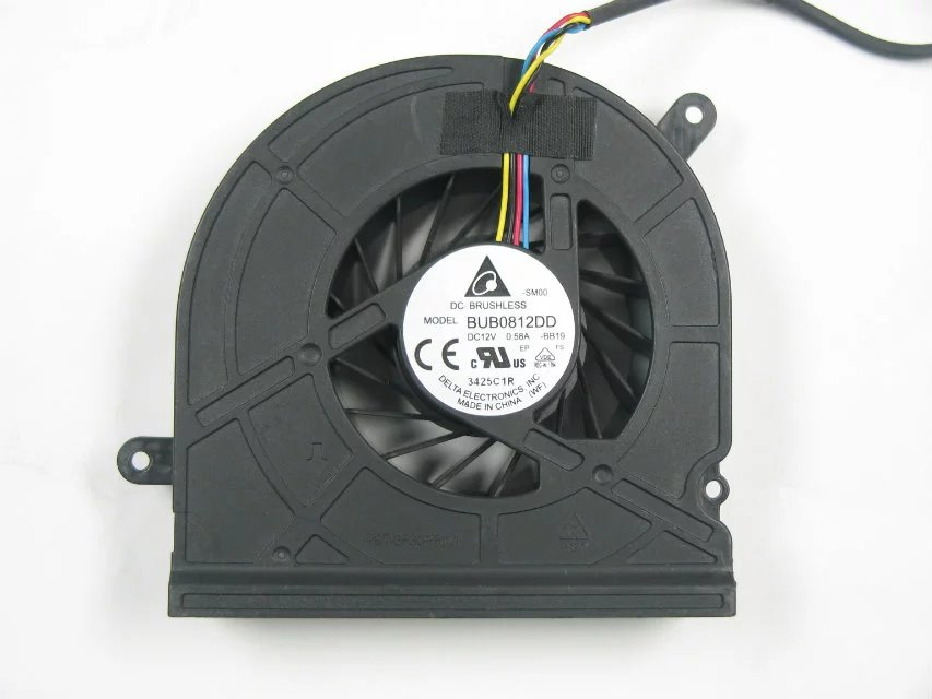 Delta BUB0812DD BB19 DC 12V 0.58A Server Blower Fan emacro sf8028h12 53a dc 12v 300ma 80x80x28mm server blower fan