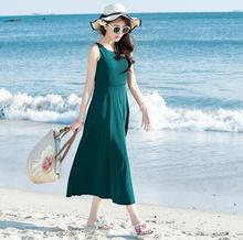 2017 Bohemia Summer Dress Sexy Plus Size Women Clothing Black Long Dress Vestidos Hippie Boho Beach Seaside Spaghetti Strap