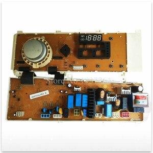 90% новый для стиральной машины компьютерная плата WD-80185N 6870EC9070A-0 6871EC1064H доска и один замок