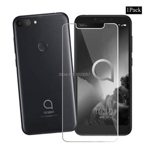 Image 3 - For Alcatel 1S 2019 Tempered Glass Alcatel 1S Case Full Protection Cover Case With Full Tempered Glass for Alcatel 1S 5024D 2019