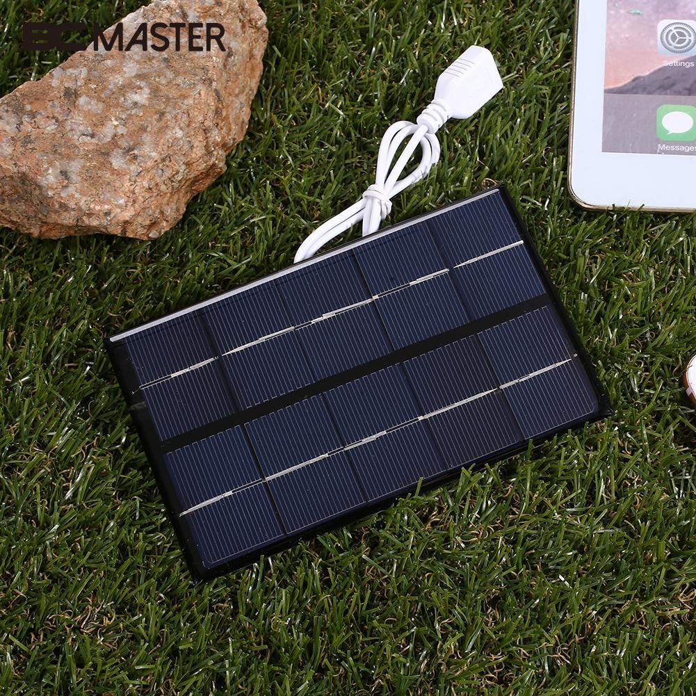 Portable USB Solar Charger Pane