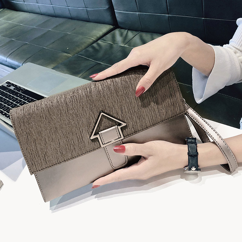 Fashion Casual Retro Women Messenger Bags Small Shoulder Bag High Quality PU Leather Ladies Party Bag Small Clutch Handbags in Shoulder Bags from Luggage Bags