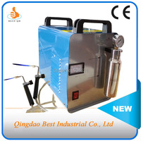 Environment friendly Acrylic Flame Polisher 100L/hour gas generation Acrylic Flame Polishing Machine supporting 2 torches