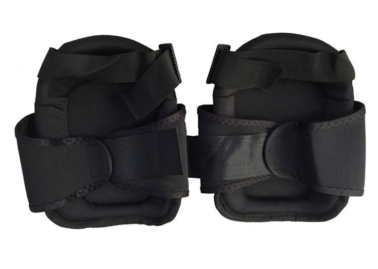 Knee Pads for Work Hard Shell Thick Foam Padding Workplace Safety Self Protection For Gardening, Cleaning and Construction (9)