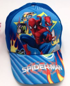Hats & Caps Qualified 1pcs Cartoon Boys Lovely Avengers Fashion Sun Hat Mario Casual Cosplay Baseball Cap Children Party Gifts