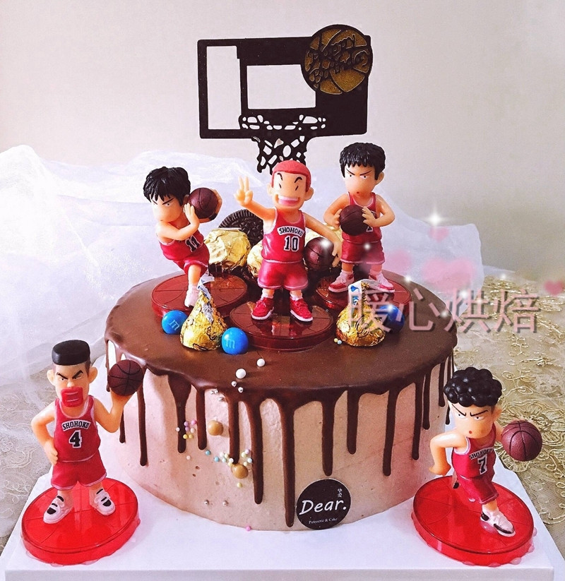 Cool Baby Boys Toys 18Th Birthday Basketball Players Cupcake Toppers Personalised Birthday Cards Xaembasilily Jamesorg