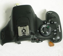 Original NEW LCD Top cover head Flash cover for Canon EOS 60D Digital Camera Repair Part
