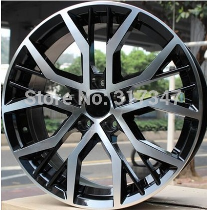 2014 new 17 18 inch golf 7 rims golf 6 new gti rims polo hub rims in rims accessories from. Black Bedroom Furniture Sets. Home Design Ideas
