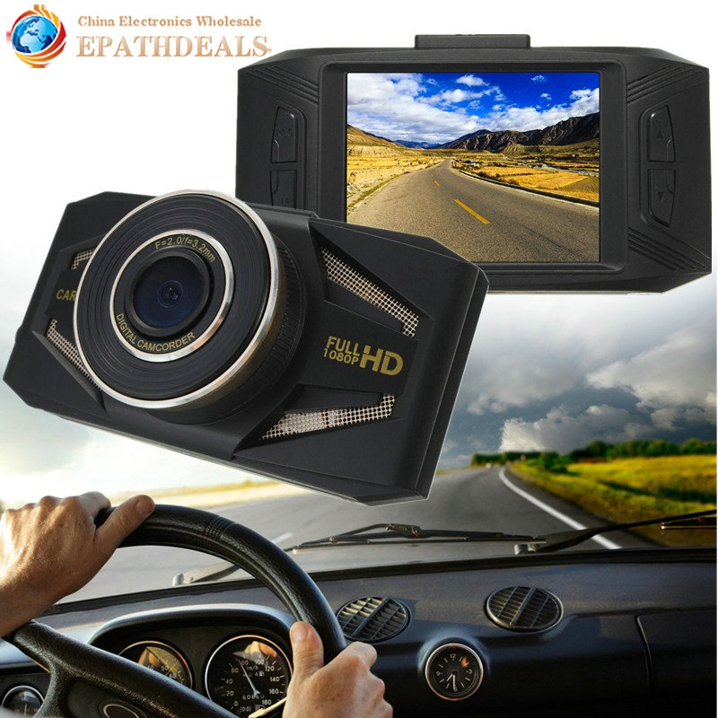 2.4 Inch 720P HD Car DVR Camera Video Recorder Camcorder 120 Degree HDMI Digital Zoom Motion Detection Auto DVR Dash Cam ...