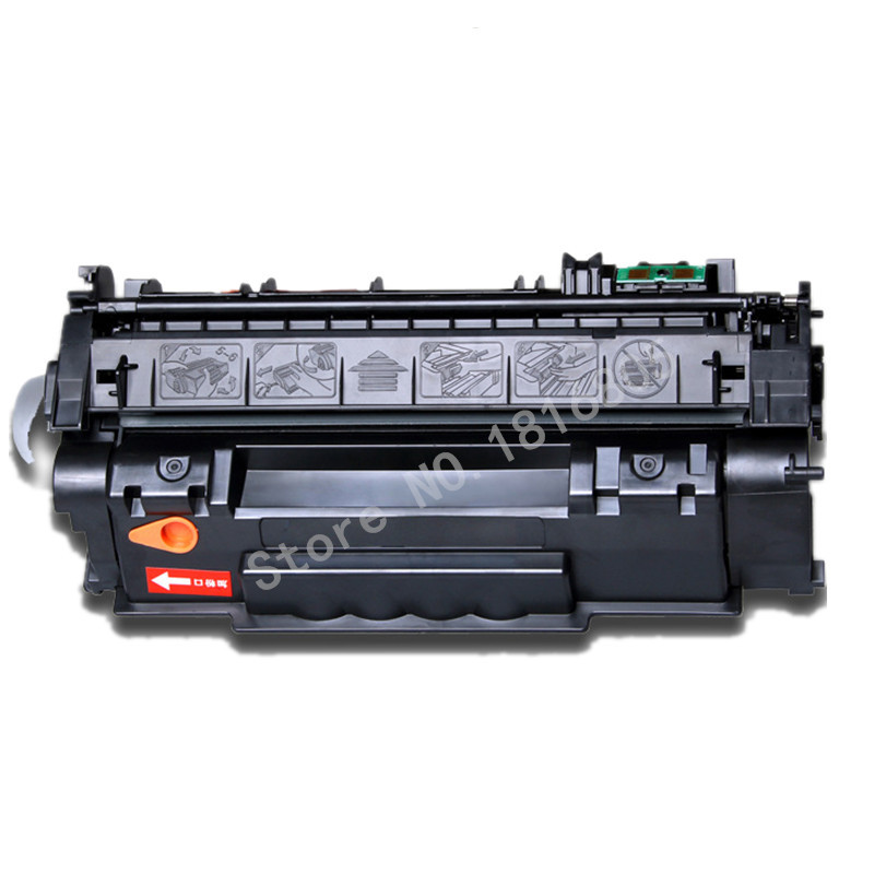 ФОТО Q5949A 5949A 49a 5949 Compatible Toner Cartridge for HP 49A 1160 1160LE 1320 1320N 1320TN 1320NW M3390mfp M3392mfp Printers