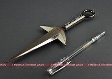 High Quality Ninja Cosplay Ninja Metal Shuriken Sword Ninja Weapon Tools Knifes Weapons Free Shipping