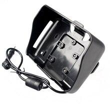 Fodsports GPS приборы для мотоциклов аксессуары, 1 шт. держатель для 4.3 дюймов GPS приборы для мотоциклов