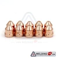 0558002908 drag Nozzle tips 1.0mm 40A for Esab PT 32 Plasma Cutting Torch 10pcs