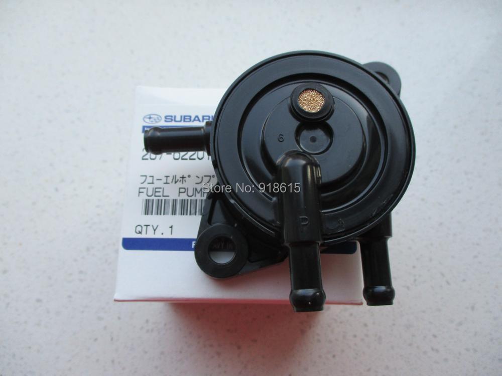 цена на RGV12100 RGV13100 EH65 FUEL PUMP FIT ROBIN SUBARU GASOLINE ENIGNE 267-62201-10