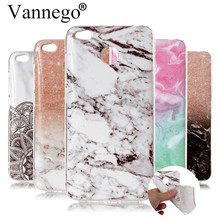 ФОТО vannego marble case for coque xiaomi redmi 4x 5 plus 5a note 5 pro case silicone soft tpu back cover for fundas redmi 4x cases