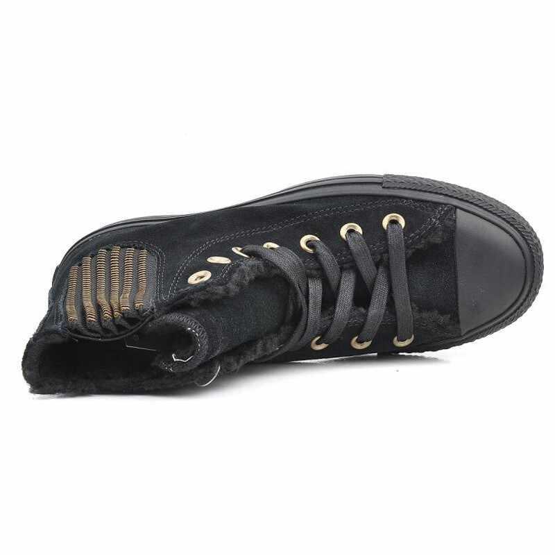 Ban Đầu Nữ Converse Trượt Ván Giày Vải Sneakers
