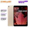 Teclast M89 Pro Tablet PC MTK Helio X27 (MT6797) dieci Core 3GB di RAM 32GB Tipo C 2.4G + 5G Dual band WiFi Tablet 2048 × 1536
