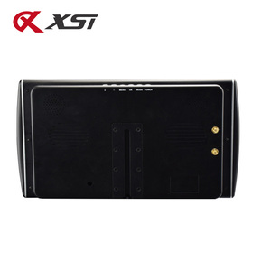 Image 3 - XST Monitor ultrafino de 11,6 pulgadas para reposacabezas de coche, reproductor de MP5 con pantalla LCD de vídeo HD de 1080P, USB/SD/HDMI/FM/altavoz, 2 uds.