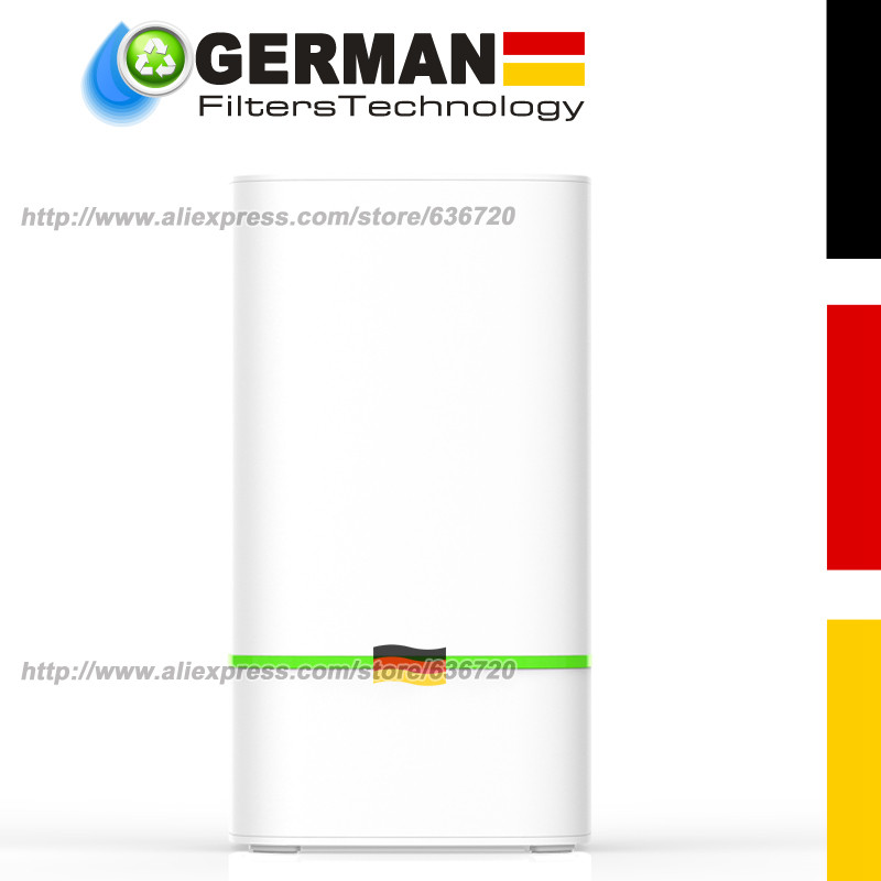 RCC7AK Ontworpen door Germany75 GPD Hoge Capaciteit Onder Sink Omgekeerde Osmose Drinkwater Filter Systeem, Gezonder pH +-in Waterfilters van Huishoudelijk Apparatuur op  Groep 1