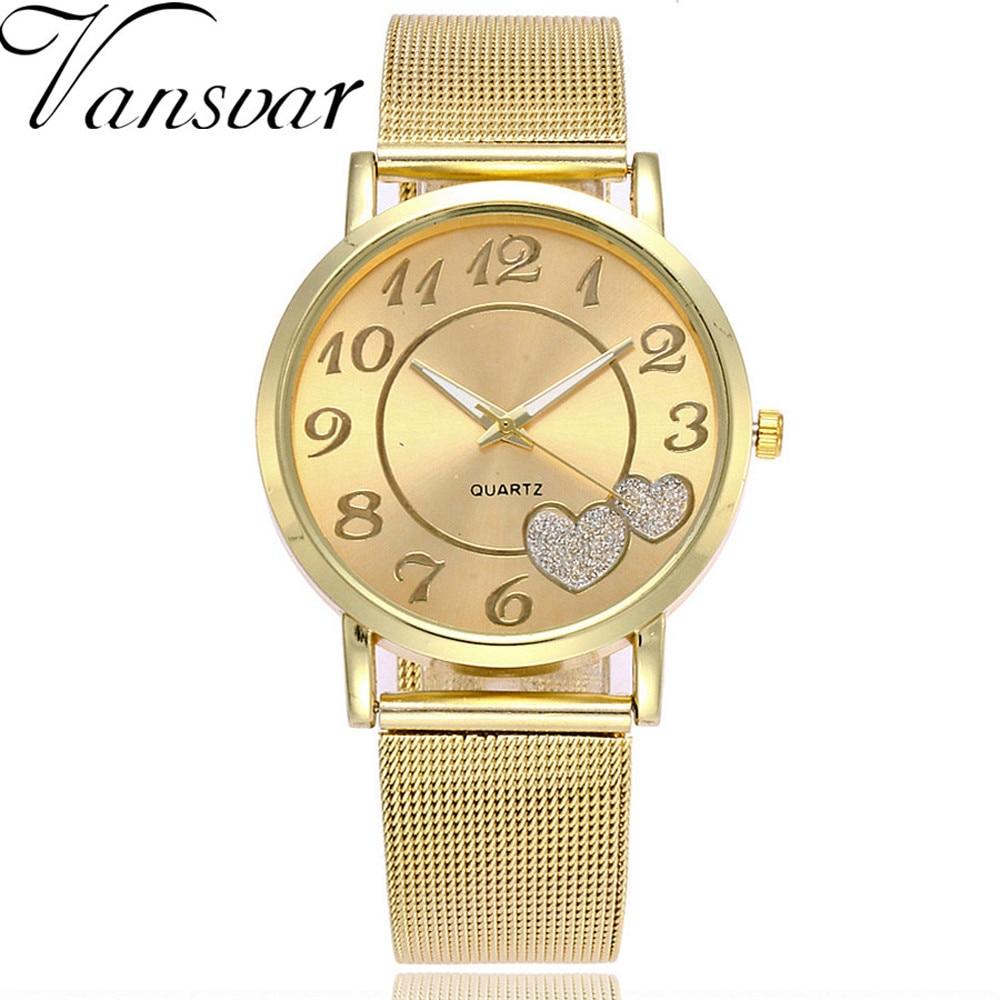 Elegant Women Quartz Watch Ladies Dress Watches Fashion Wris