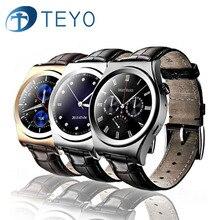 Teyo X10 Bluetooth Smart Watch Phone GPS heart rate monitor FitnessTracker Wearable Devices Clock Camera Smartwatch For Men