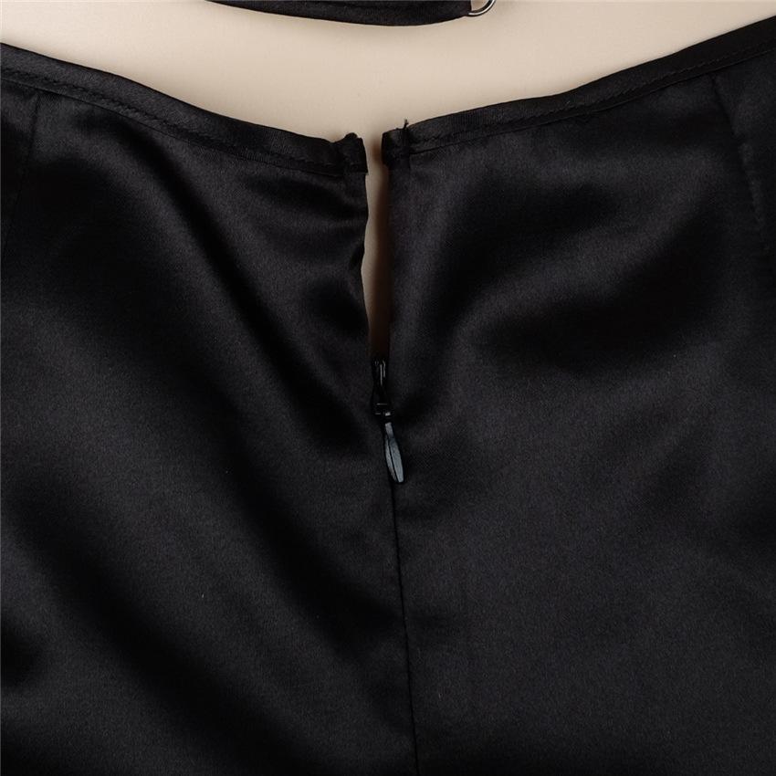 HTB19mWfPVXXXXXhXFXXq6xXFXXXk - FREE SHIPPING Women Sexy Strapless Backless Satin Summer Dress JKP275