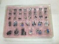 [ BELLA]Imported Japan ALPS sample box encoder band self locking switch Toggle Switches 1set