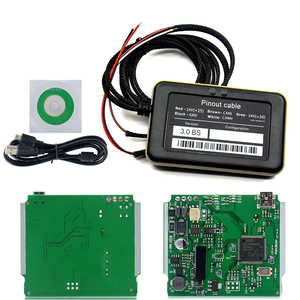 Image 4 - 20pcs/ lot Adblue 8 in 1 Adblue 9 in 1 Universal NOT NEED ANY SOFTWARE 9in1 AdBlue Emulation Box for multi brands trucks