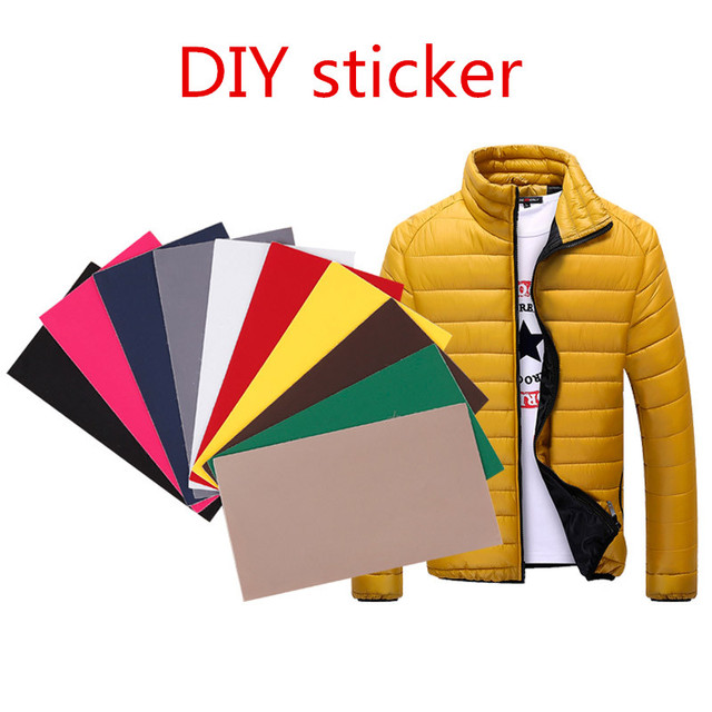 Self adhesive water-proof Colorful Nylon sticker cloth patch DIY Mending Down Outdoor Jacket Tent  sc 1 st  AliExpress.com & Self adhesive water proof Colorful Nylon sticker cloth patch DIY ...