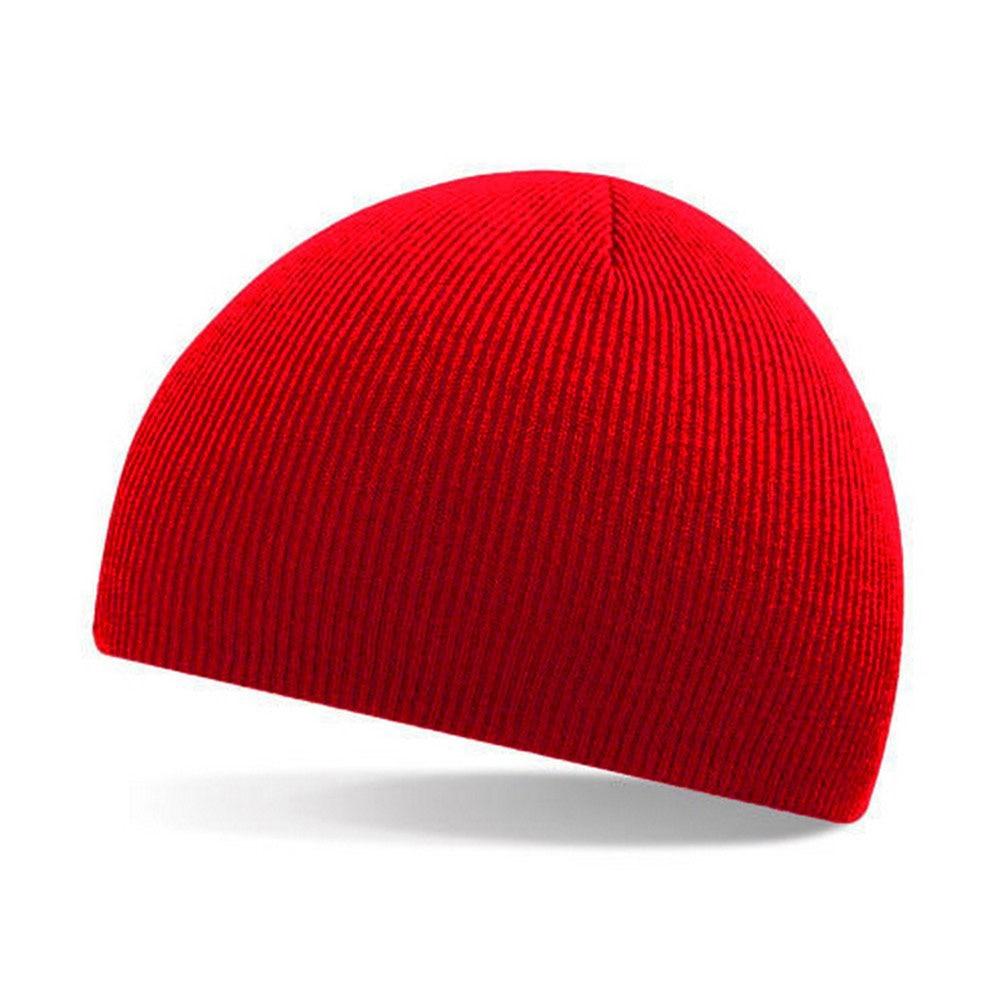 Beanies Beanie Hats for Women Men Autumn Winter Unisex Solid Color Cap Korean Knitted Hat Caps Balaclava Bonnet Femme Hiver fashion winter hat solid color woolen flat top cap unisex autumn and winter cap w005