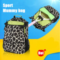 Baby backpack nappy diaper bag mummy multifunction messenger ultra-large capacity fashion casual  wet  bag free shipping