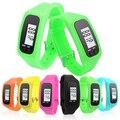 High Quality Digital LCD Pedometer Run Step Walking Distance Calorie Counter Wrist Watch Bracelet Sport Watch for Women Men