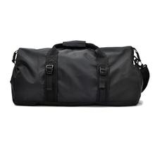 Strong Oxford Men Travel Bags Large Capacity Women Luggage Duffle Handbag Folding Trip Waterproof