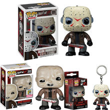 Funko POP Friday the 13th Jongen Collectible Model Toys JASON VOORHEES Action Figure Speelgoed Verjaardagscadeau(China)