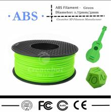 1000g 3D Printer Filament 1.75 MM / 3.0 MM ABS Filament  for Createbot/MakerBot/ Flash Forge