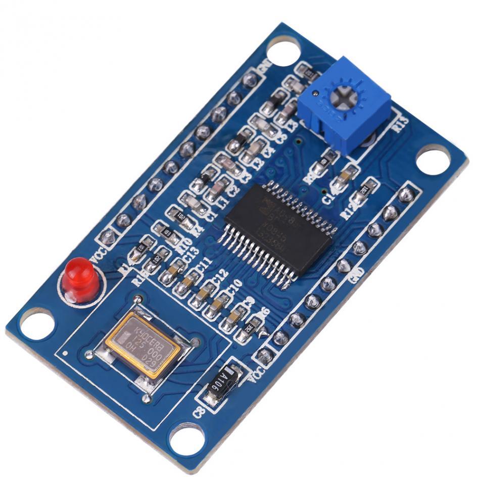 DDS AD9850 Signal Generator Module Sine Squarewave 0-40MHz Test Equipment