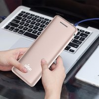 NEW 20000MAH Large Capacity Portable Quick Charge Power Bank External Battery Charger Supply For Smartphones Tablet