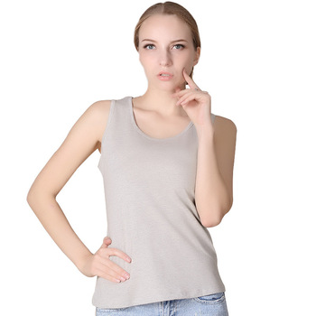 63415836e0a8279 2019 Новый базовый топ сексуальный жилет ночная рубашка Летняя Повседневная  Домашняя одежда Cami Женская Однотонная рубашка