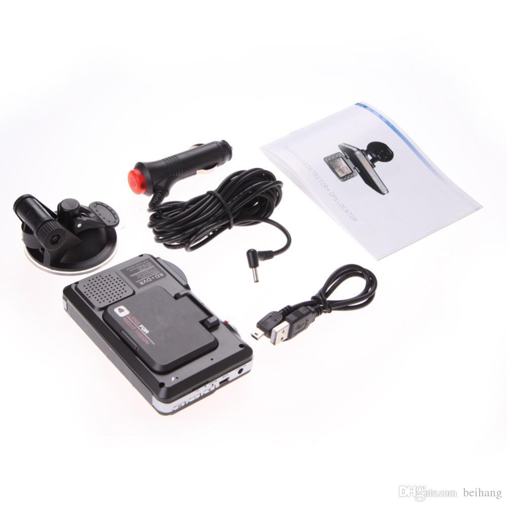 3 in 1 Car Radar detector (Russian voice) DVR Dash Cam GPS tracker DVR Speed Detector 2.0 TFT dvr Camera G sensor Night Vision - 3