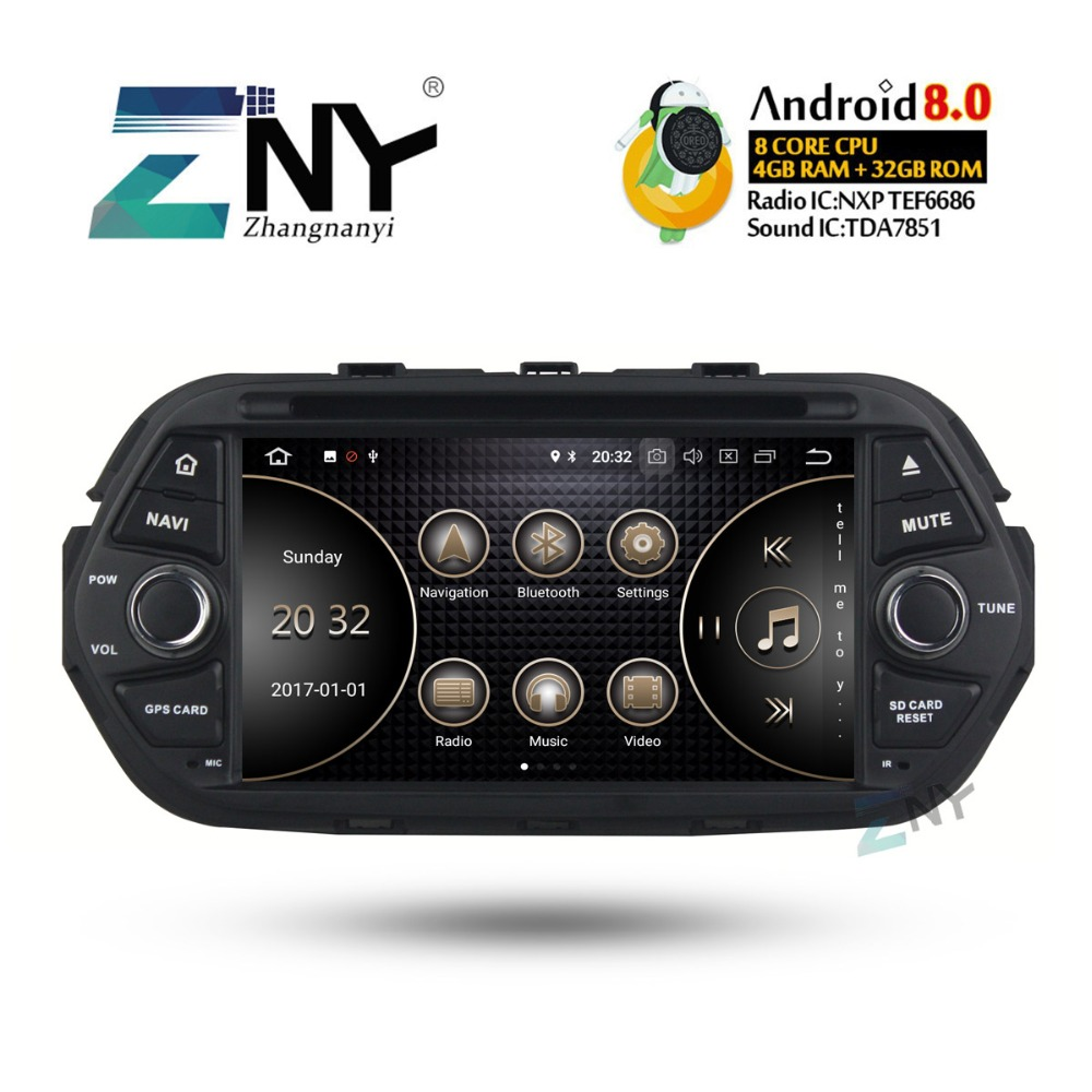 7 hd android 8 0 car stereo gps for fiat tipo egea 2015. Black Bedroom Furniture Sets. Home Design Ideas