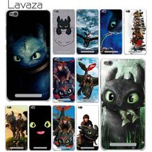 Toothless Train Your Dragon Hard Case for Meizu M2 M3 Note mini & Redmi 3 Pro 3s 2 2A