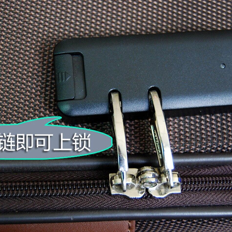 Y501 Intelligent Bluetooth serrure à bagages valise Anti-vol téléphone Mobile à distance usine directe
