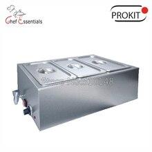 PK-LH-K165B-3 stainless steel Bain Marie