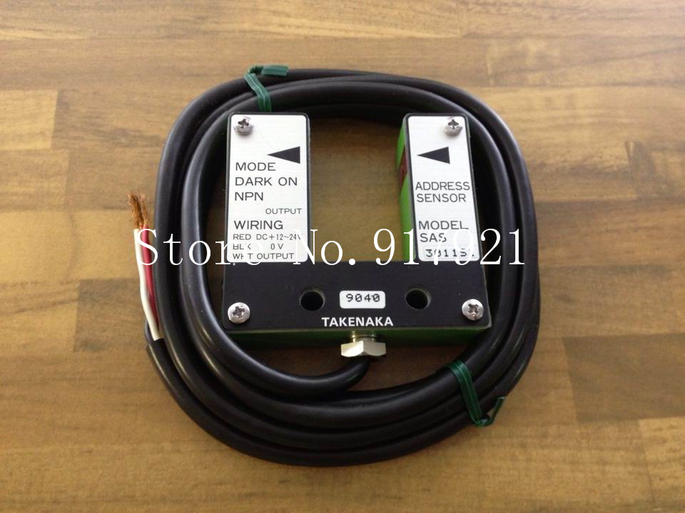 [ZOB] Bamboo SAS3011S1 photoelectric switch 12-24VDC NPN NO e3x da6 s photoelectric switch