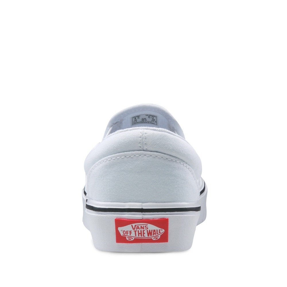 484e6dd067 Original Vans Light Weight White Color Unisex Skateboarding Shoes Sports  Shoes Slip On List Sneakers-in Skateboarding from Sports   Entertainment on  ...